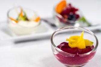 Beerenmousse - Für besondere Gäste