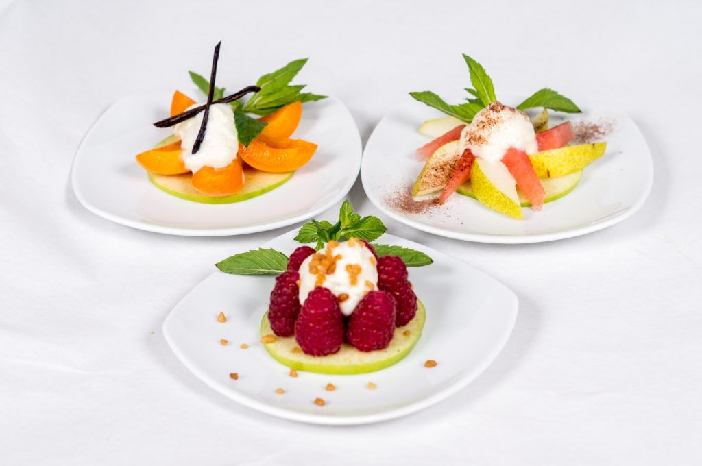 Obstdessert - Catering