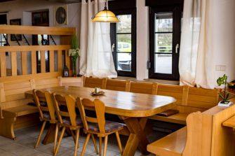 Location und Gastraum für Party und Feier