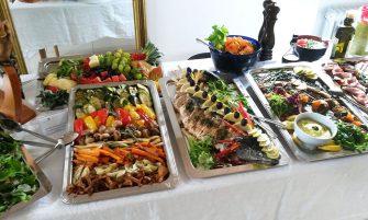 Catering für private Feier 03
