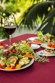 Catering - Vorspeisenbuffet