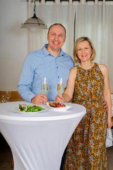 Wadim und Elena Kupper